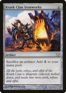 A Beginner's Guide to Krark-Clan Ironworks - Card Kingdom Blog