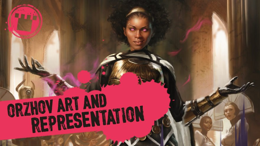 Orzhov Art And Representation Card Kingdom Blog Despite being the most religious of the guilds, they are arguably the least spiritual guild on ravnica. orzhov art and representation card