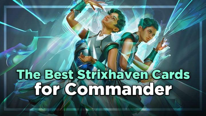 Best Strix Cards for Commander Blog Header